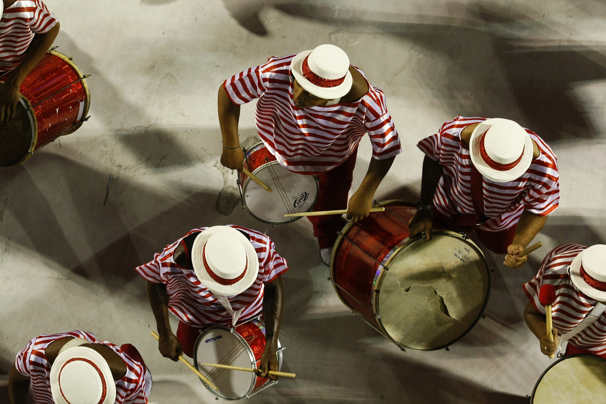 Best places to experience samba in Rio