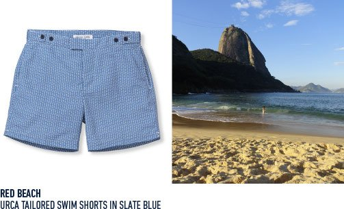 Swim in Angra Tailored Swim Shorts for the best Scuba Diving Experience.