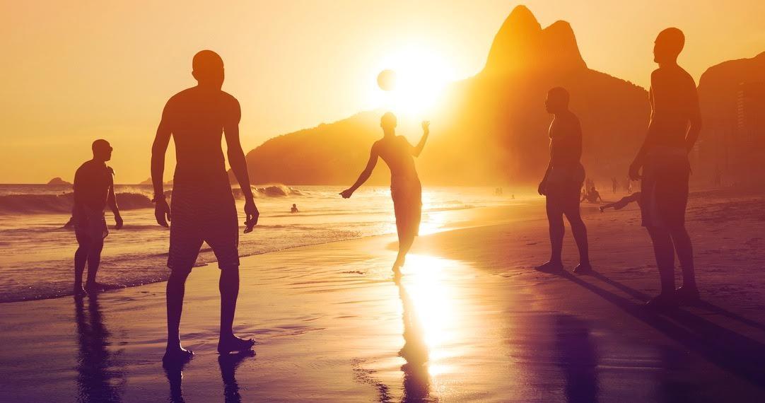 The carioca sport: Altinha