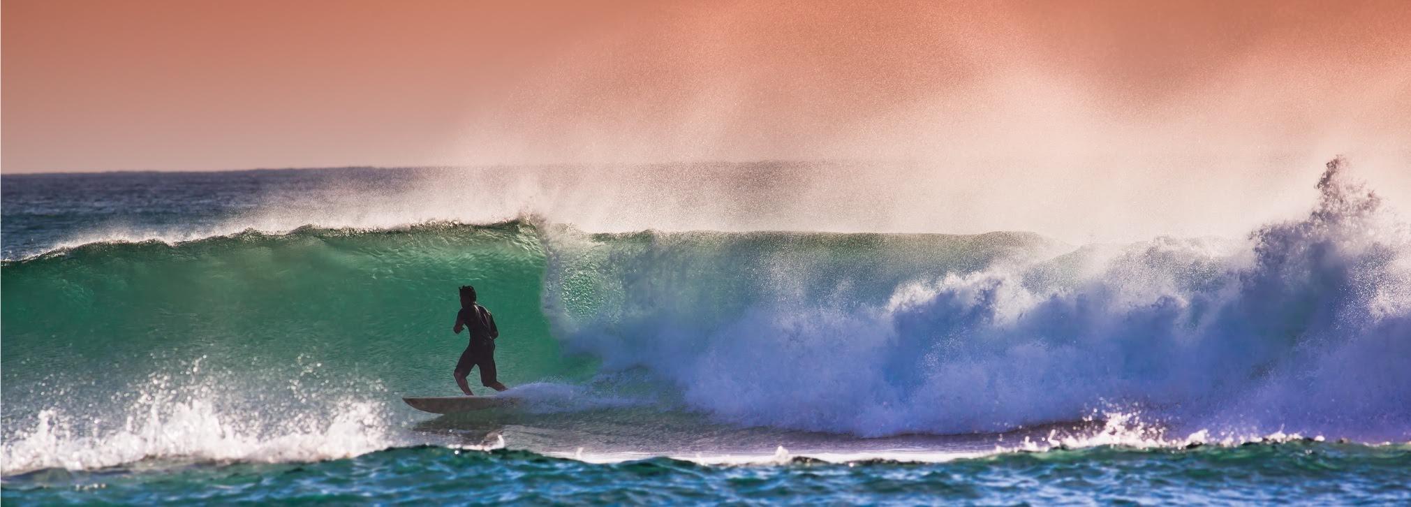 Best surfing spots in Rio