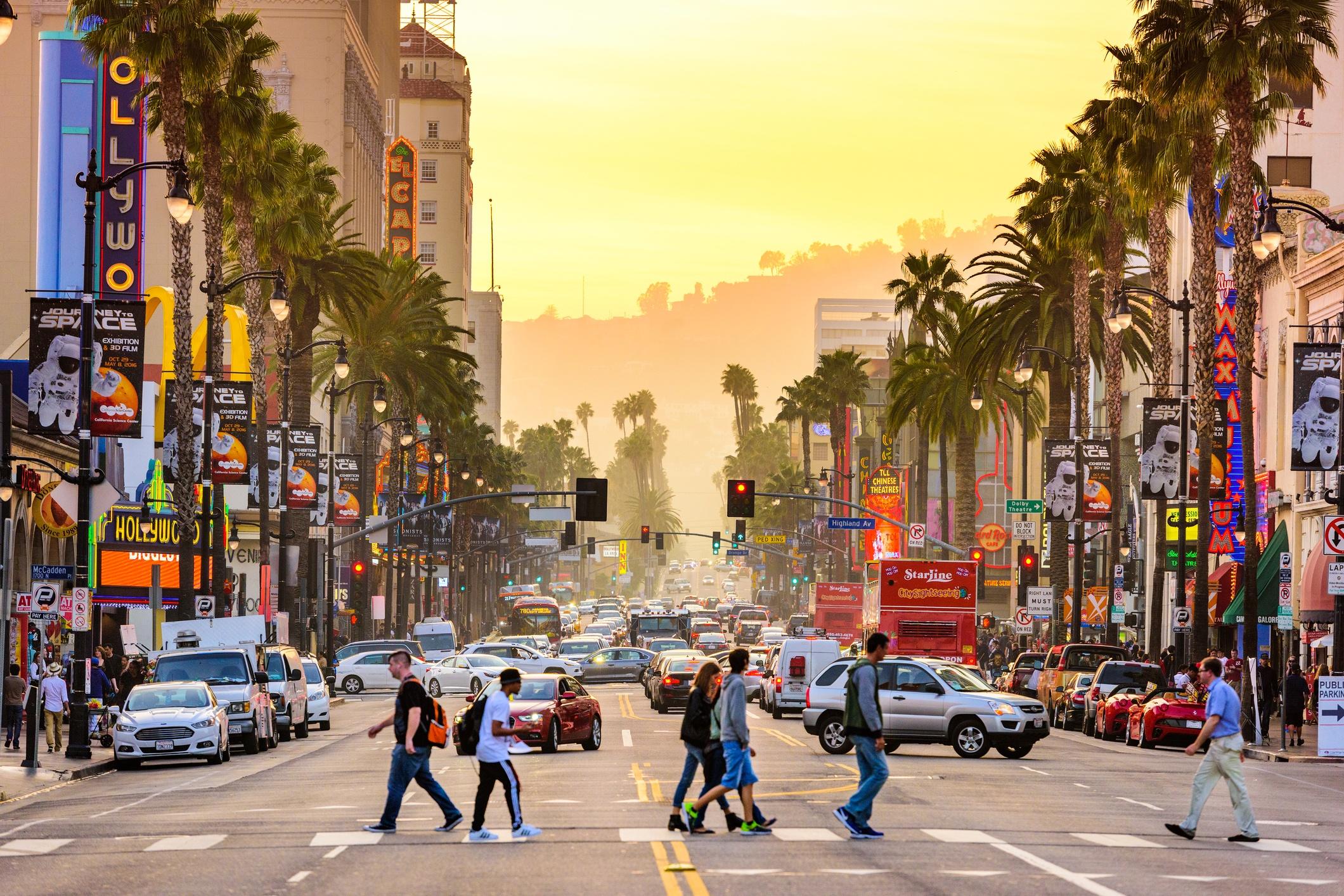 Carioca Outpost: Los Angeles